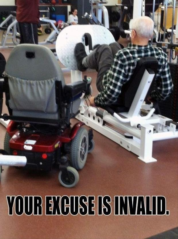no excuses, motivational pictures, dumpaday (2)