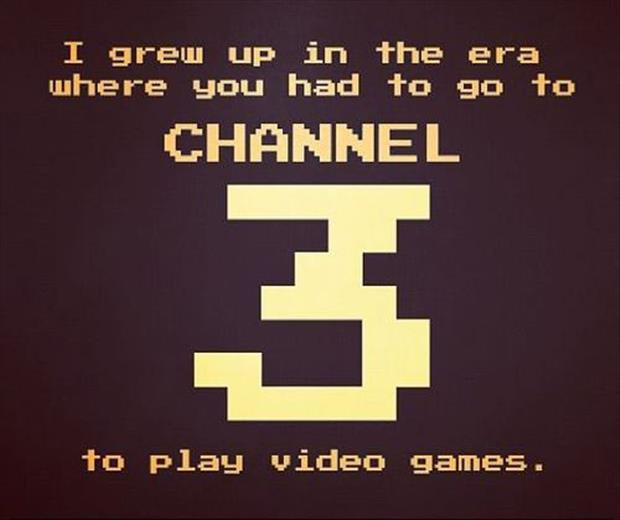 play video games old school
