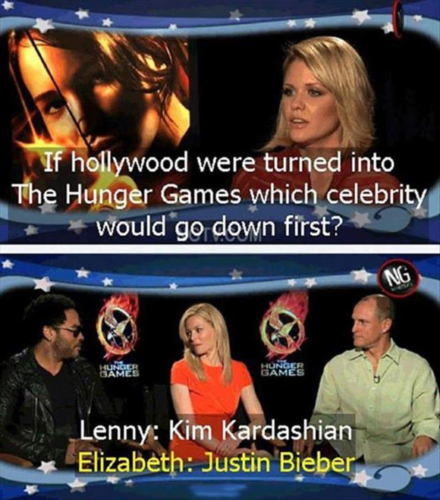 real hunger games