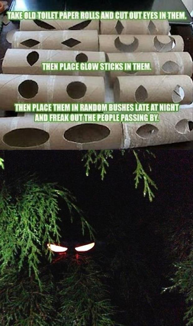 scare people this halloween funny pictures