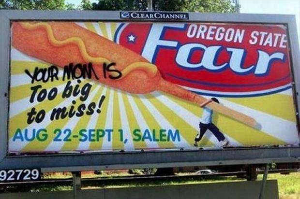 vandalized billboard signs, dumpaday (4)