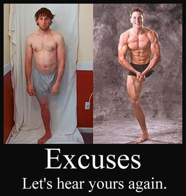 zero excuses, motivational pictures, dumpaday (12)