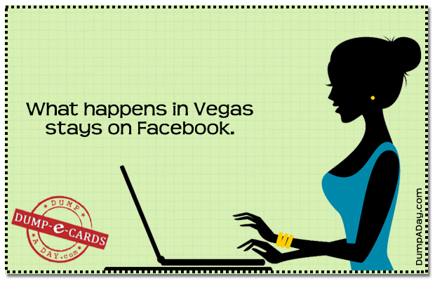 What Happens in Vegas Dump E-card