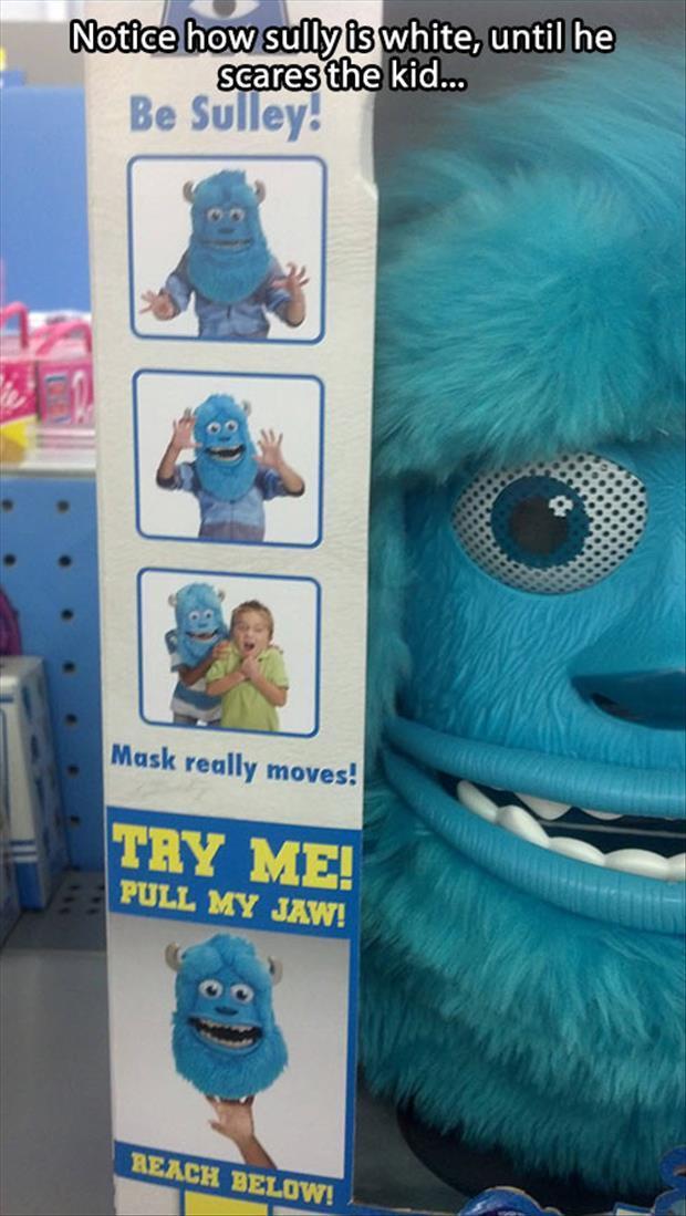 a sully is white