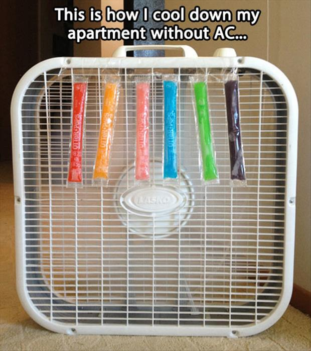 air conditioning level college