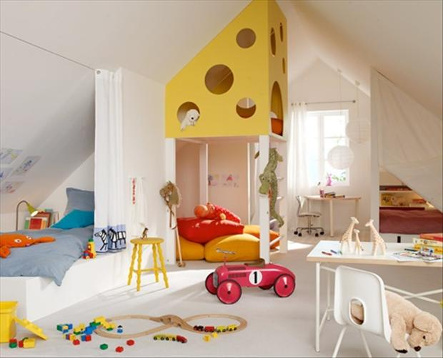 amazing kid rooms (3)