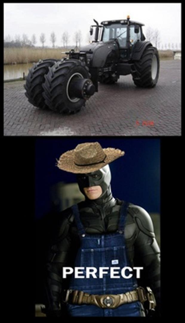 batman farmer