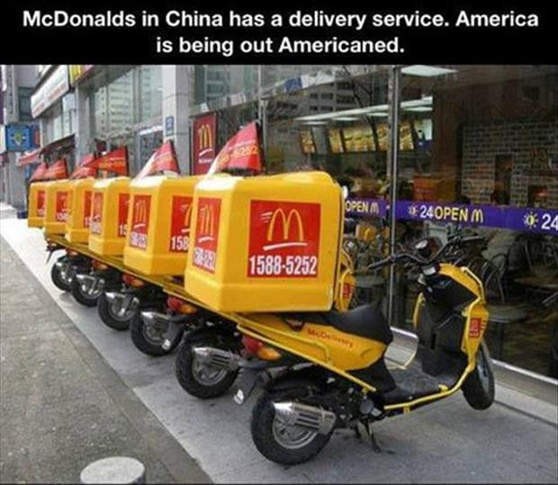 china is out americaning americans