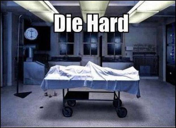 die hard funny pictures