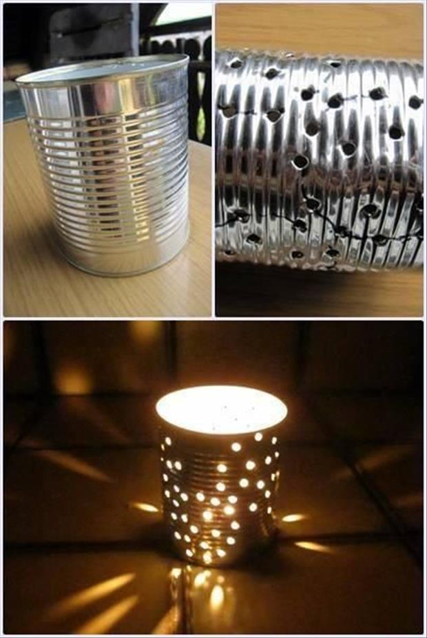 do it yourself craft ideas lantern