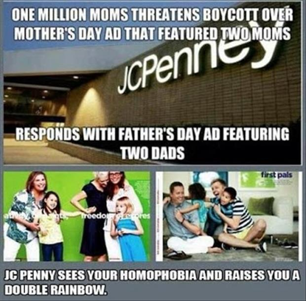 faith in humanity restored jc penny's