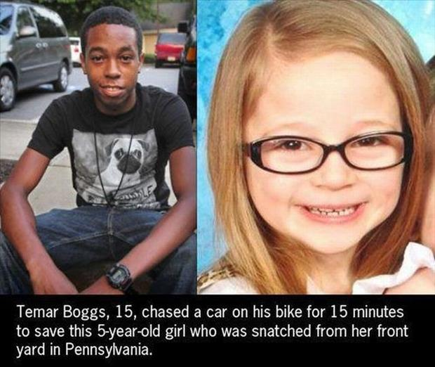 faith in humanity restored saved a girls life