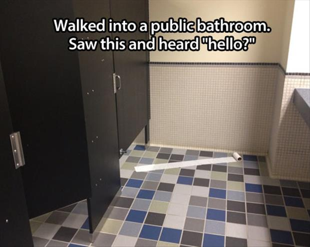 funny bathroom pictures