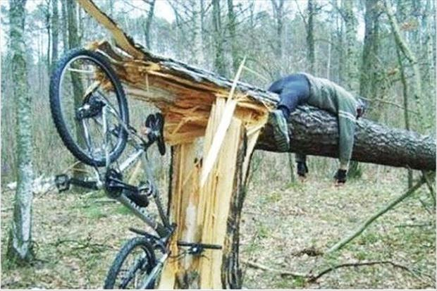 funny bike accidents, dumpaday (16)