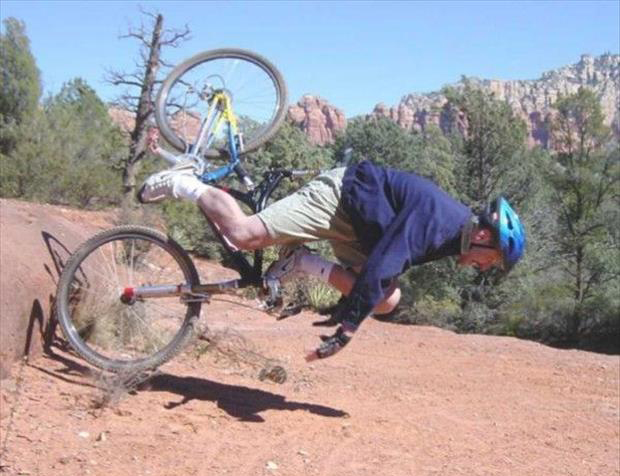 funny bike accidents, dumpaday (7)