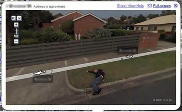 funny google map pictures, dumpaday (11)