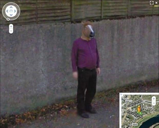 funny google map pictures, dumpaday (16)