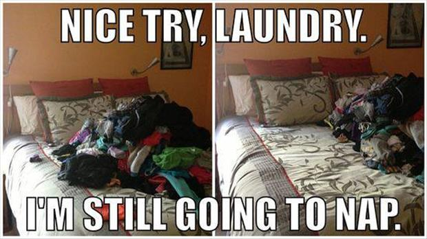 funny laundry pictures