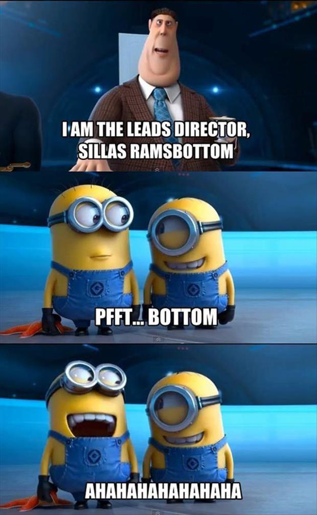 Hilarious Minion Pics With Quotes. QuotesGram