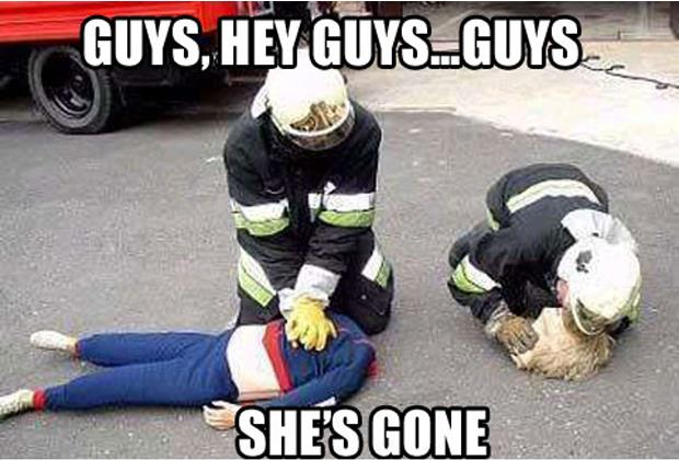 funny pictures firemen