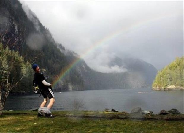 funny pictures of rainbows and guys, dumpaday (1)