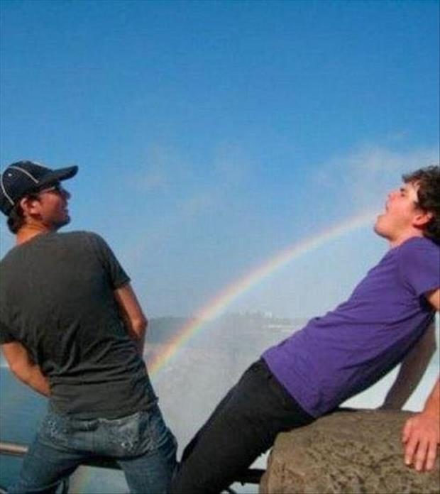 funny pictures of rainbows and guys, dumpaday (11)