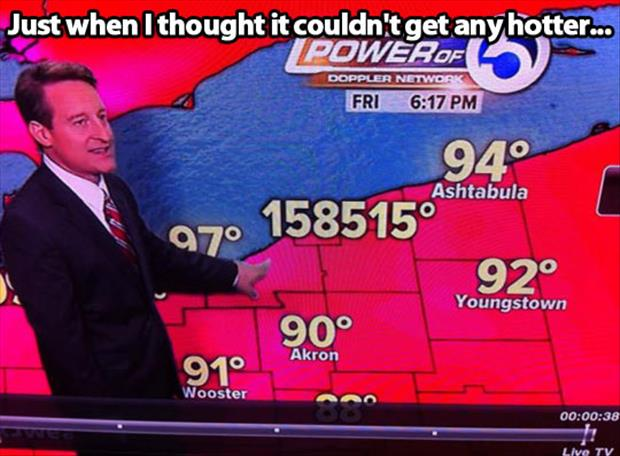 funny pictures weatherman