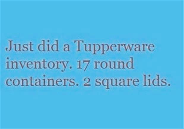 funny quotes tupperware