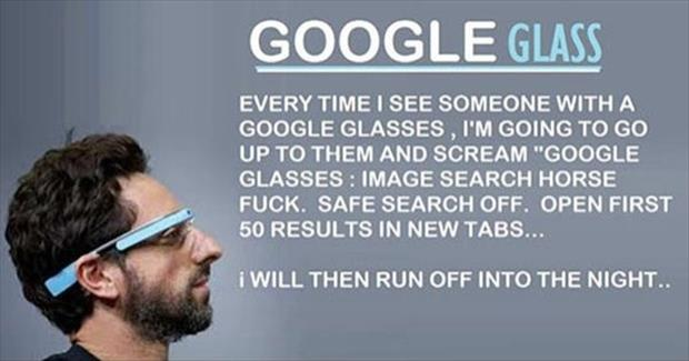 google glasses funny pranks