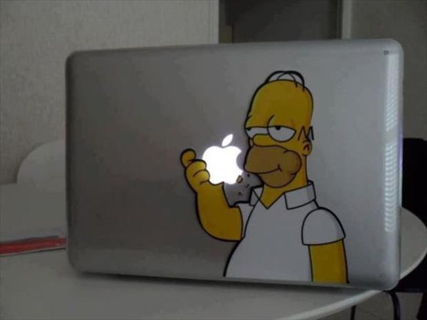 homer simpson funny stickers
