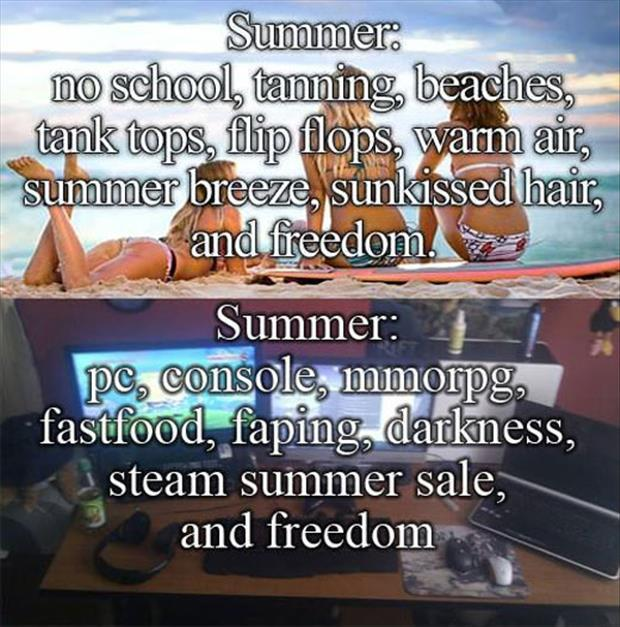 how to spend your summer