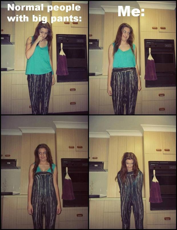 how to wear big pants funny pictures