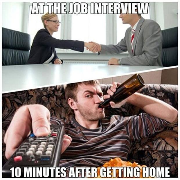 job interview funny pictures