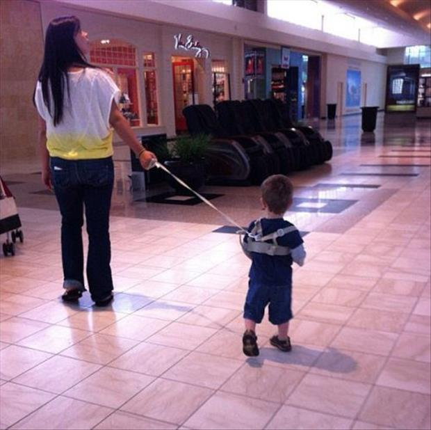 leashes for kids, parenting fail, dumpaday (17)