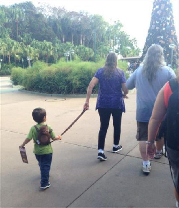 leashes for kids, parenting fail, dumpaday (7)