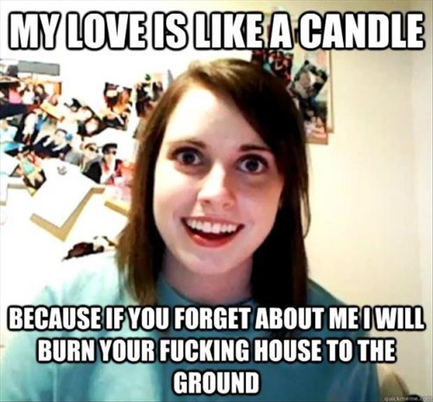love is like a candle