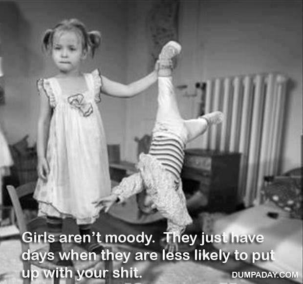 moody girls