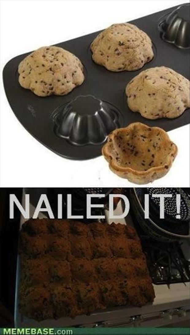 nailed it cookies