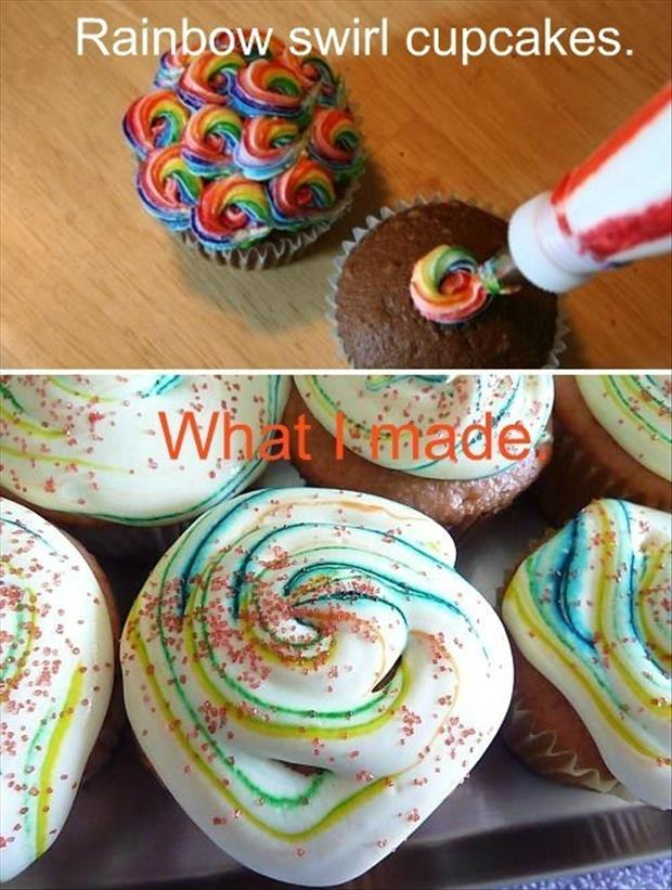 nailed it cupcakes