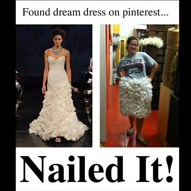nailed it dresses