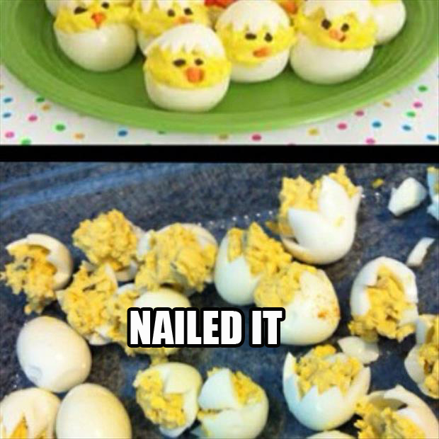 nailed it eggs