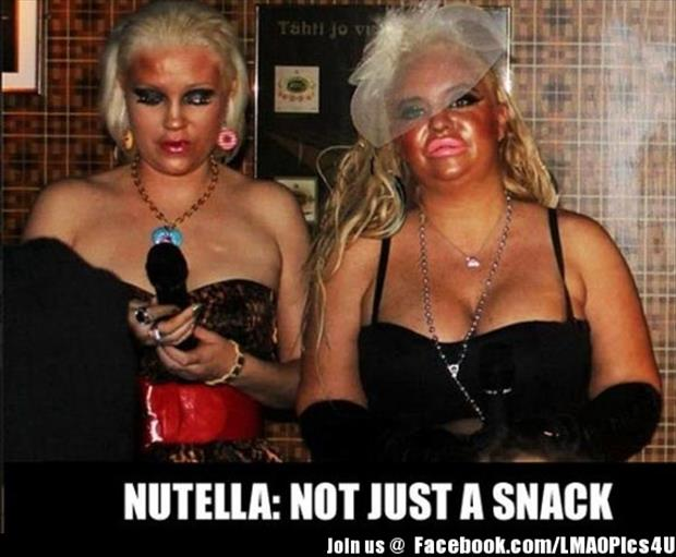 nutella funny pictures
