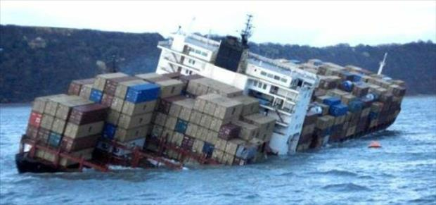 oh shit moments ship accidents