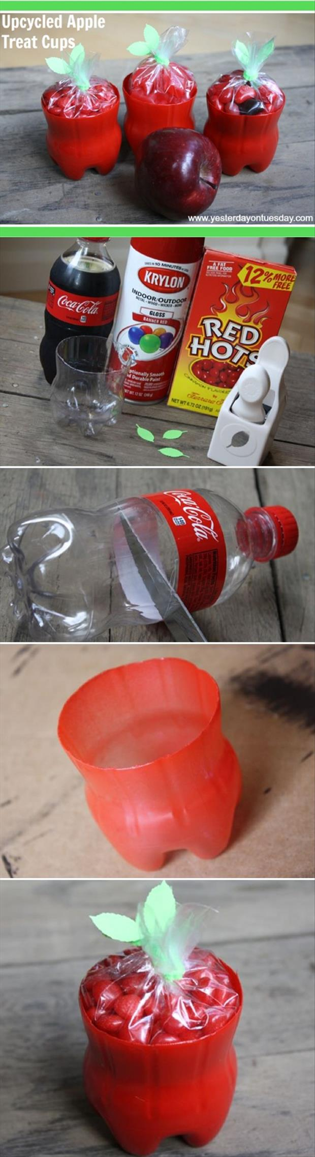red hot craft ideas