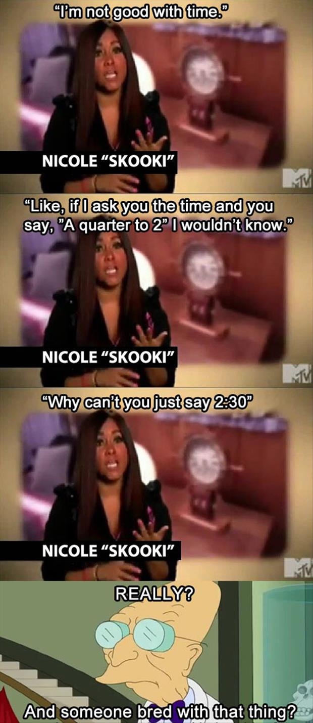 what time is it snooki