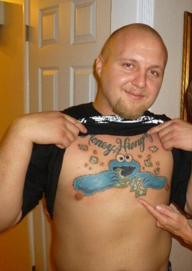 Worst tattoos ever chive