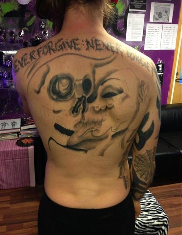 return to 45 of the worst tattoos you ll ever see
