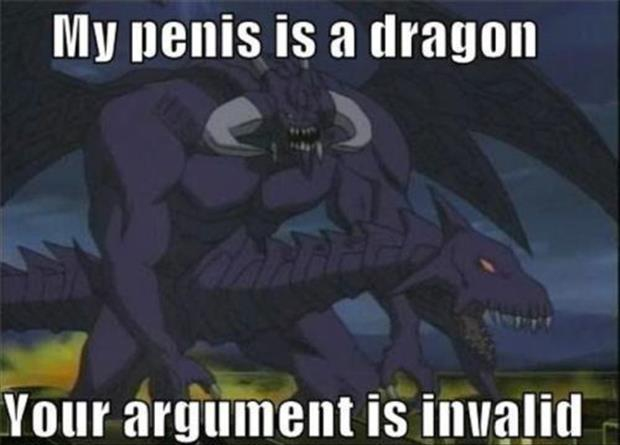 your argument is invalid meme, dumpaday (11)