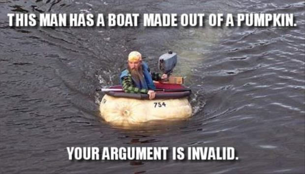 your argument is invalid meme, dumpaday (12)