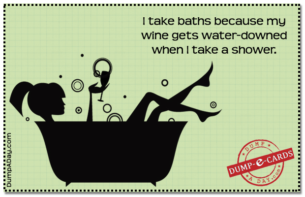 Baths Dump E-card
